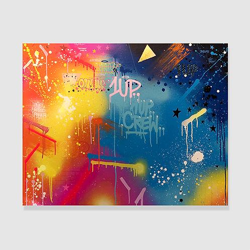 1Up Crew - World Peace