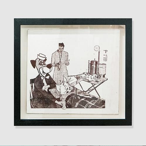 Ace London - Ace Hospital - Framed