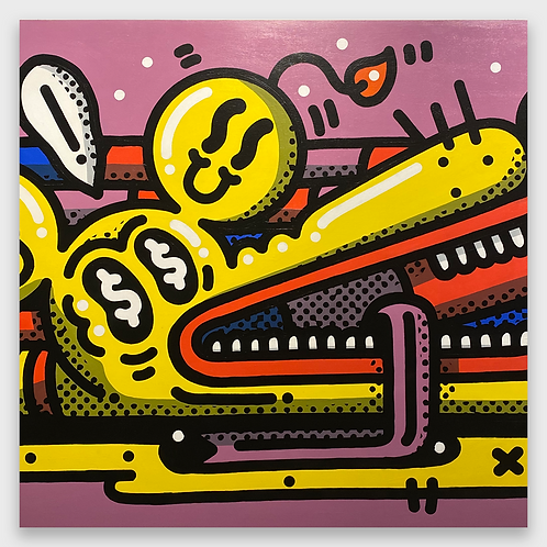 Neil Keating - Gulp Triptych