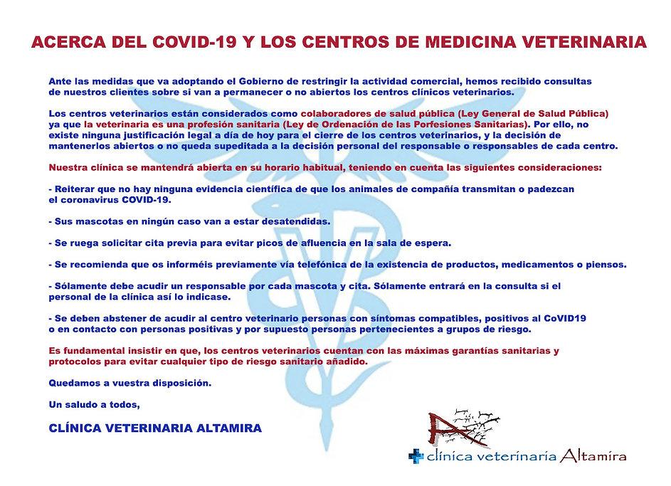 CVA - CoVID19