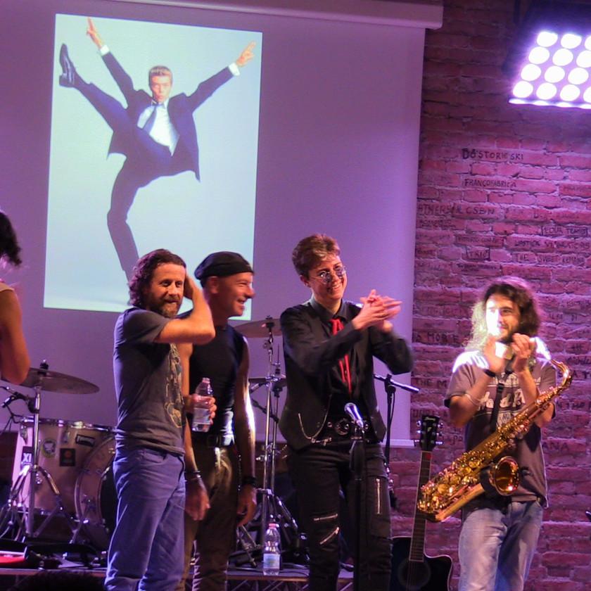 Aladdin Insane David Bowie Tribute | Aladdin Insane at Mattorosso