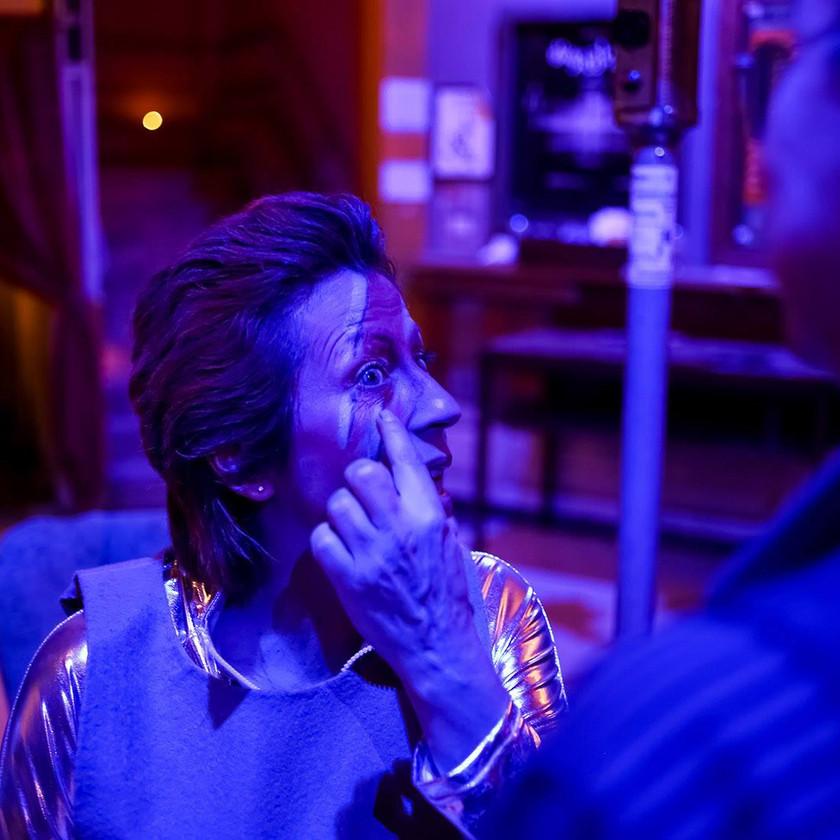 Aladdin Insane David Bowie Tribute | Aladdin Insane at Lanificio 159 |