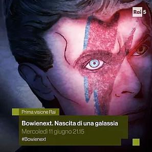 BowieNext Release at Rai5
