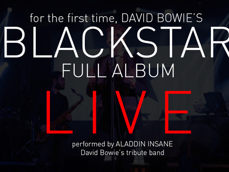 BLACKSTAR LIVE the full album