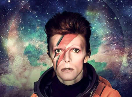 David Bowie Space Oddity 1969-2019 : 50 years! Aladdin Insane at Lanificio.
