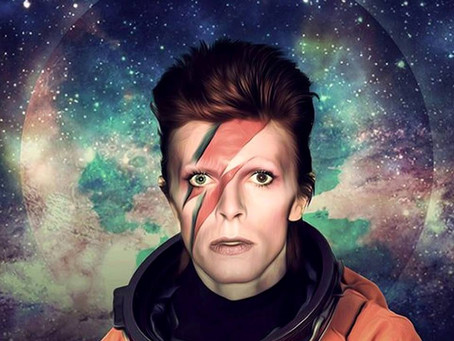 David Bowie Space Oddity 1969-2019 : 50 years! Aladdin Insane at Lanificio.