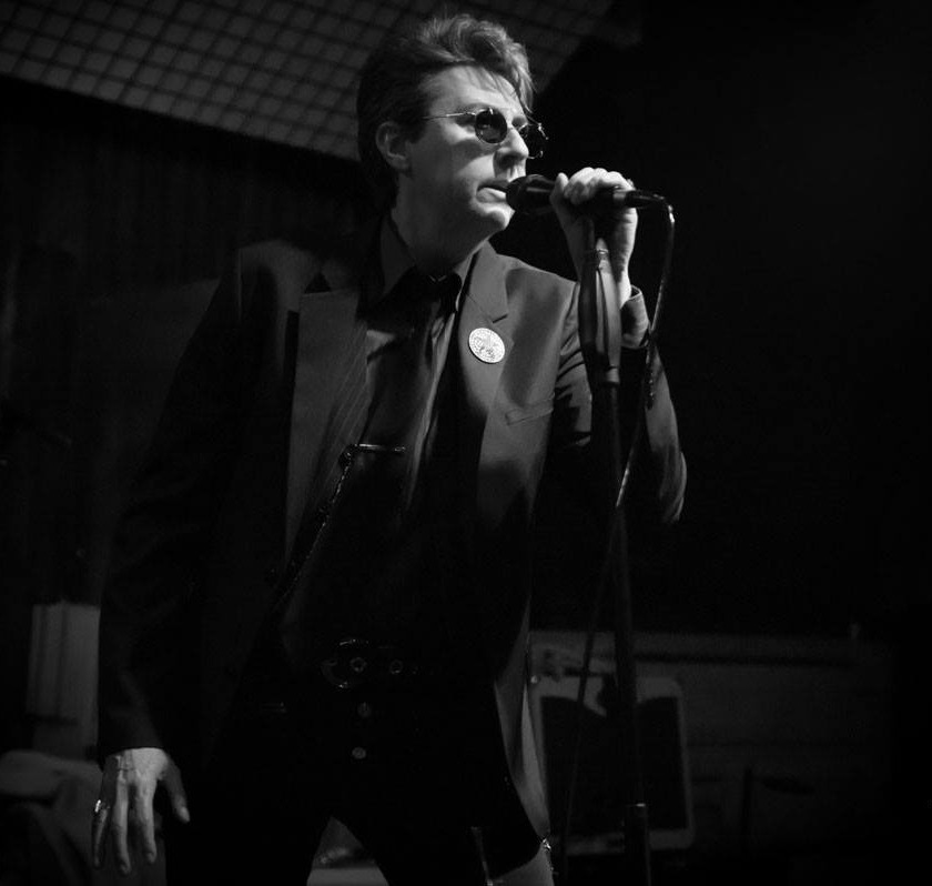 Aladdin Insane David Bowie Tribute | David Bowie 10th Bash Rome