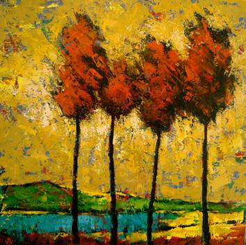 Tree Quartet