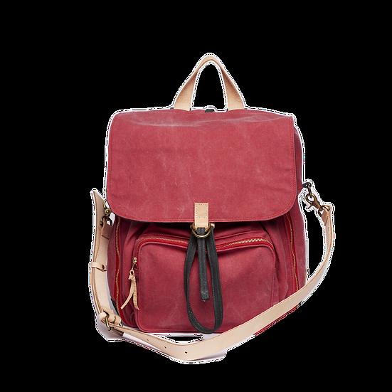 UA0301|上蠟帆布後背包 Urban Jungle Backpack