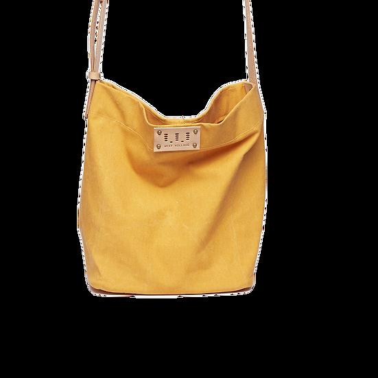 UA0202|水洗帆布圓筒包 Street Bucket Bag