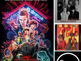 Brian Smith song in Stranger Things season 3, alongside the Cars and Stray Cats. One from his early