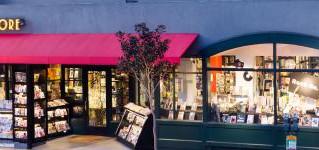 Reading and Signing Spent Saints this Saturday (April 8) at the legendary Book Soup in West Hollywoo