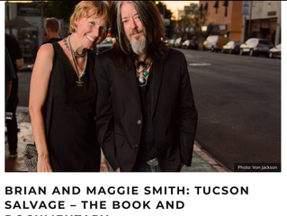 Tom Reardon at Java Magazine Writes About Tucson Salvage Book and Doc.