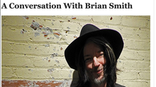 A conversation with Brian Smith on the cover of the Tucson Weekly, plus Tucson Salvage Doc review -