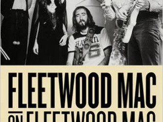 A story I wrote is included in a Fleetwood Mac book called 'Fleetwood Mac on Fleetwood Mac.'
