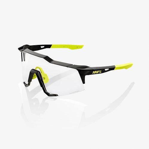 SPEEDCRAFT® Gloss Black Photochromic Lens