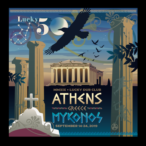 Travel Poster - Greece