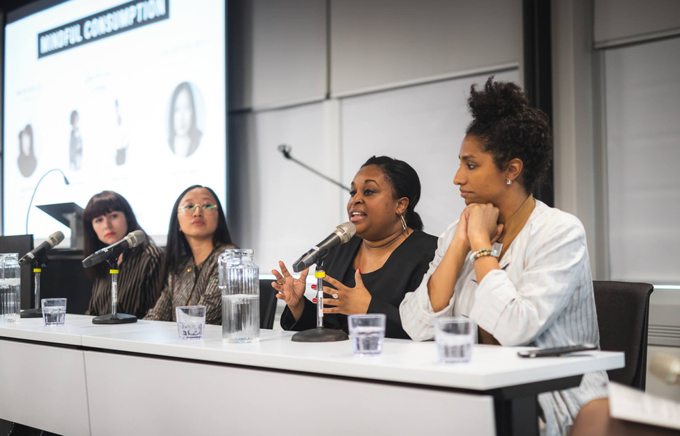 Pannel Discussion: The Future of Ethical Fashion
