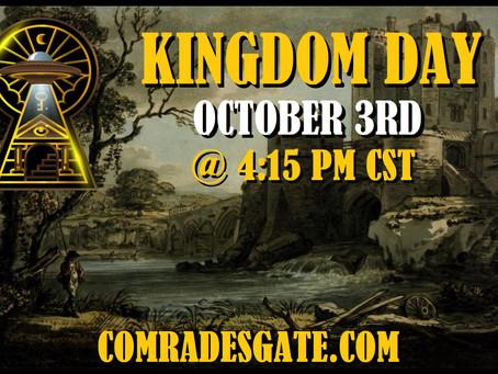 Kingdom Day Celebration