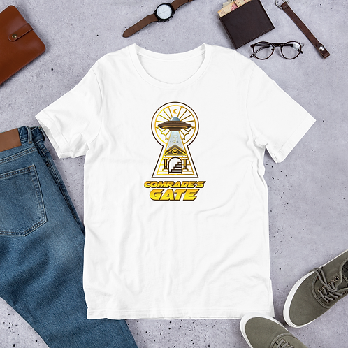 Comrade's Gate Short-Sleeve Unisex T-Shirt