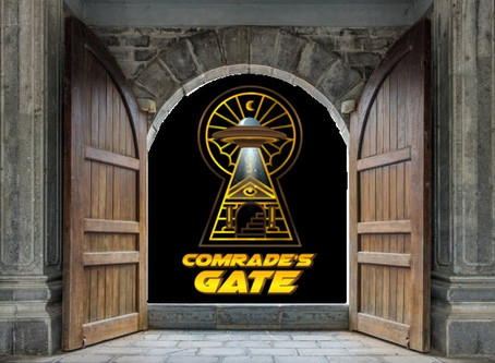 Front Gate Open! Guest welcome!