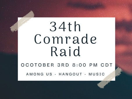 34th Comrade Raid