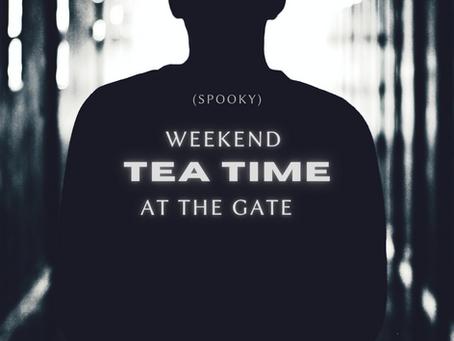 Saturday Tea Time - Oct 31