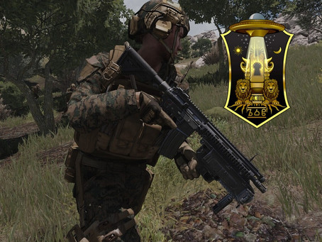 Introducing the 216th Marine Infantry