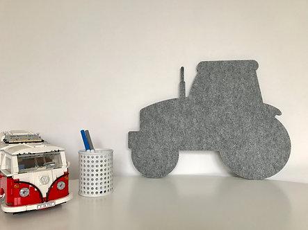 Tractor (Grey)