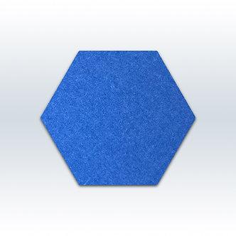 Cobalt Hexagon Pinboard