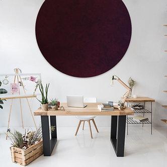 110cm Pinot Contemporary Circle Pinboard