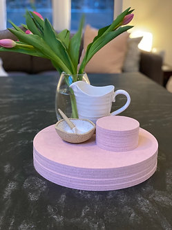 Pink Placemats (set of 4)