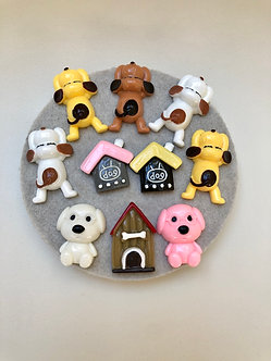 Doggy Push Pins (10 pk)