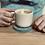 Thumbnail: Grey Coasters (set of 4)