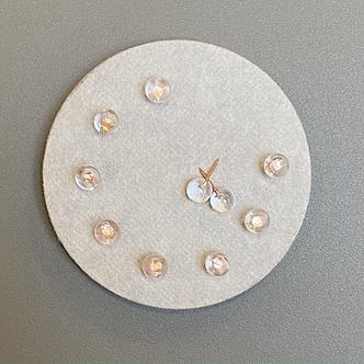 Rose Glow Push Pins (10 pk)