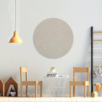 80cm Ice Contemporary Circle Pinboard