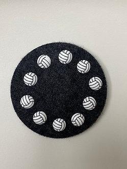 Netball Push Pins (10 pk)