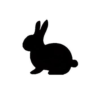Small Bunny Pinboard (70cm)
