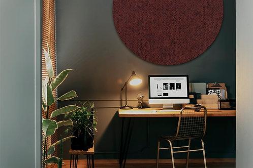 80cm Pinot Contemporary Circle Pinboard