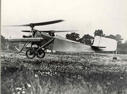 1924 Berliner Helicopter