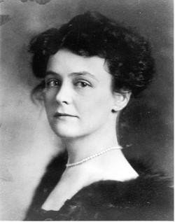 1909 Mrs. Van Deman