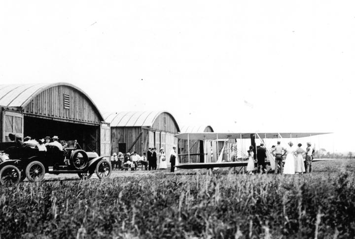 1911 College Park Airport