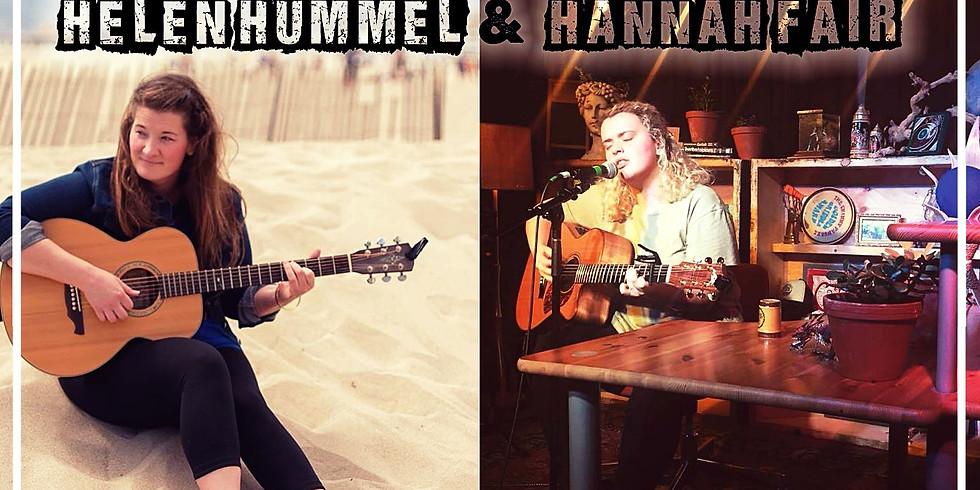 Helen Hummel & Hannah Fair!