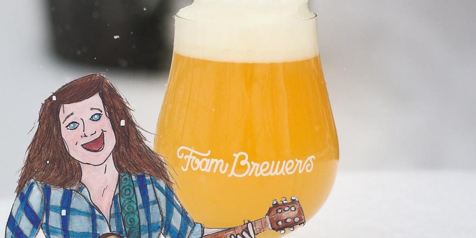 Helen Hummel at Foam Brewers