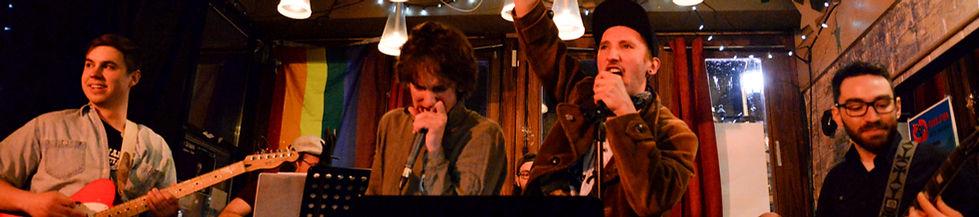 by request toronto live karaoke band