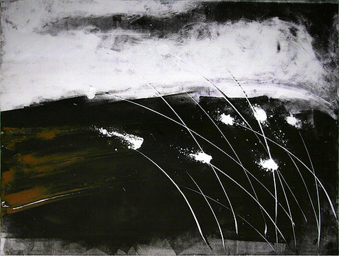Bog Cotton III - Monotype