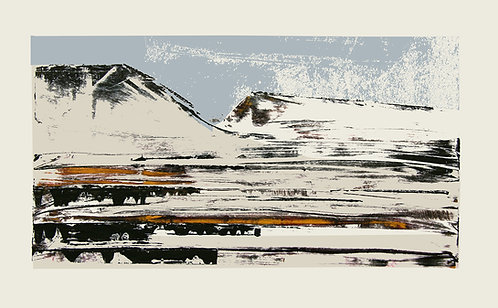 Benaughlin and Cuilcagh Mountain II