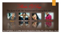The Luv Cafe new logo