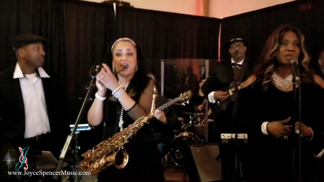 Joyce Spencer's Party Band