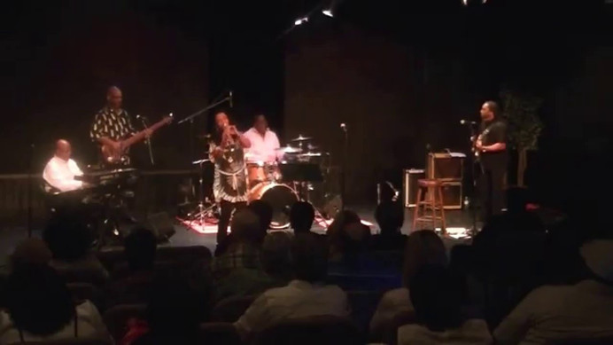 Joyce Spencer in Concert - Jazz Fusion